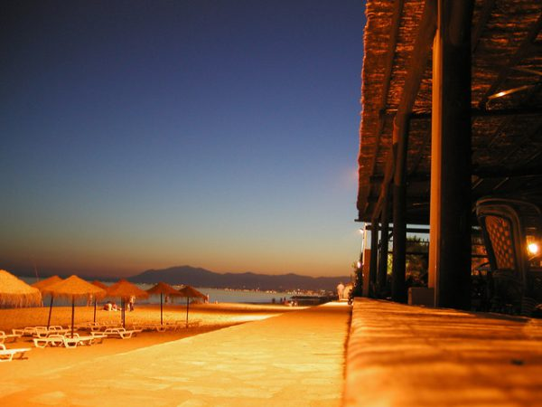 strand torremolinos rondreis andalusie
